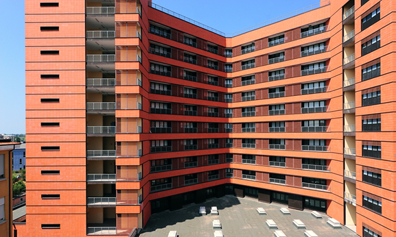 L'ospedale San Matteo di Pavia